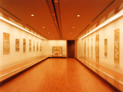 Hosomi Museum Exhibition room 2